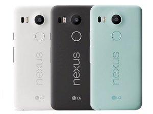 درب پشت LG Nexus 5X