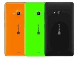 درب پشت Microsoft Lumia 535