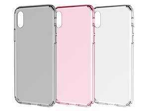 قاب محافظ راک آیفون Rock Pure Series Case Apple iPhone X