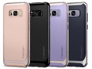 قاب محافظ اسپیگن سامسونگ Spigen Neo Hybrid Case Samsung Galaxy S8