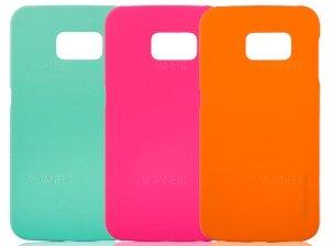 قاب محافظ سون دیز سامسونگ Seven Days Metallic Samsung Galaxy S6 Edge