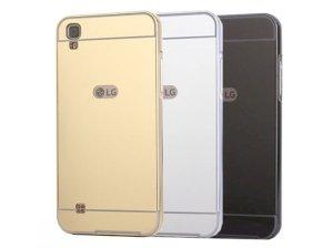 قاب محافظ آینه ای ال جی Mirror Case LG X Power