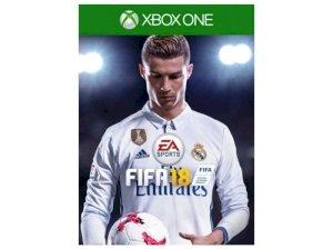 بازی ایکس باکس وان FIFA 18 Xbox One Game