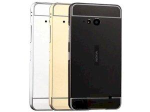 قاب محافظ آینه ای نوکیا Mirror Case Nokia Lumia 730