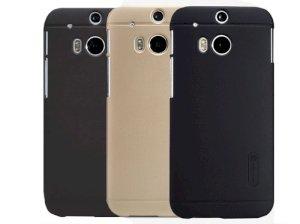 قاب محافظ نیلکین اچ تی سی Nillkin Frosted Shield Case HTC One M8