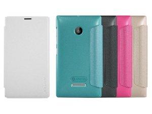 کیف نیلکین لومیا Nillkin Sparkle Case Microsoft Lumia 435