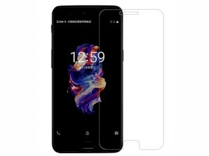 محافظ صفحه نمایش شیشه ای نیلکین وان پلاس Nillkin H+ Pro Glass OnePlus 5