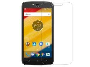محافظ صفحه نمایش شیشه ای موتورولا Glass Screen Protector Motorola Moto C Plus