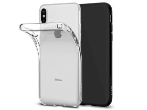 محافظ ژله ای اسپیگن آیفون Spigen Liquid Crystal Apple iPhone X
