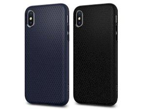 محافظ ژله ای اسپیگن آیفون Spigen Liquid Air Case Apple iPhone X