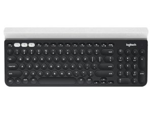 کیبورد بی سیم لاجیتک Logitech K780 Multi-Device Wireless Kyeboard