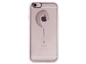قاب محافظ شیشه ای طرح گوشواره ریمکس آیفون Remax Case Apple iPhone 6/6S
