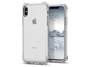 محافظ ژله ای اسپیگن آیفون Spigen Rugged Crystal Case Apple iPhone X