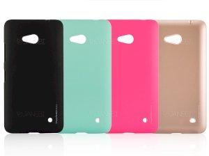 قاب محافظ سون دیز مایکروسافت Seven days Metallic Microsoft Lumia 640