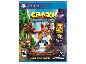بازی پلی استیشن Crash Bandicoot N. Sane Trilogy PS4 Game