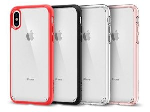 قاب محافظ اسپیگن آیفون Spigen Ultra Hybrid Case Apple iPhone X