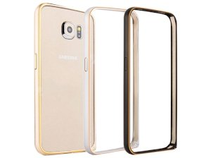 بامپر آلومینیومی توتو دیزاین سامسونگ Totu Design Mellow Bumper Samsung Galaxy S6