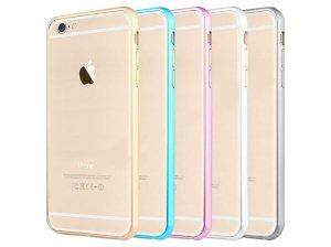بامپر آلومینیومی توتو دیزاین آیفون Totu Design Mellow Bumper Apple iPhone 6/6S