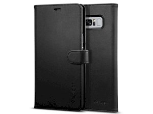 کیف اسپیگن سامسونگ Spigen Wallet S Case Samsung Galaxy Note 8
