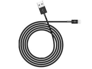 کابل شارژ و انتقال داده لایتنینگ کنکس Kanex SureFit Lightning ChargeSync Cable 1.2m