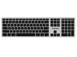 کیبورد بی سیم کنکس Kanex MultiSync Mac Keyboard