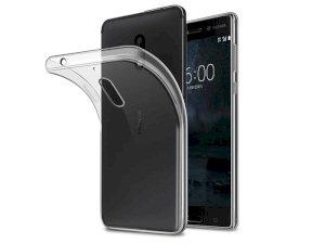محافظ ژله ای نوکیا Nokia 6 Jelly Cover