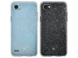 قاب محافظ اسپیگن ال جی  Spigen Liquid Crystal Glitter Case LG Q6