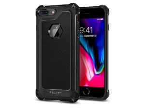 محافظ ژله ای اسپیگن آیفون Spigen Rugged Armor Extra Case Apple iPhone 8 Plus