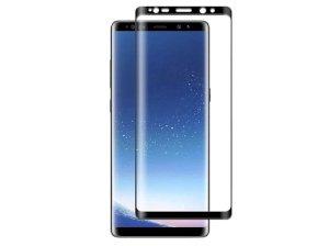 محافظ صفحه نمایش شیشه ای تمام صفحه سامسونگ Mocoll 3D Glass Samsung Galaxy Note 8