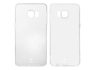 محافظ ژله ای بیسوس سامسونگ Baseus Transparent TPU Shell Case Samsung Galaxy S7