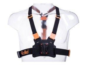 بند نصب دوربین روی قفسه سینه رولی Rollei Actioncam Chest Mount ProWear