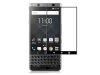 محافظ صفحه نمایش شیشه ای تمام صفحه بلک بری Glass Full Cover Blackberry Keyone/DTEK70/Mercury