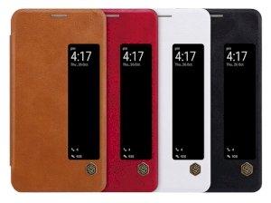 کیف چرمی نیلکین هواوی Nillkin Qin Leather Case Huawei Mate 10