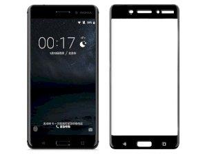 محافظ صفحه نمایش شیشه ای تمام صفحه نوکیا Lanbi 3D Glass Nokia 6