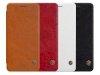 کیف چرمی نیلکین سامسونگ Nillkin Qin Leather Case Samsung Galaxy Note FE