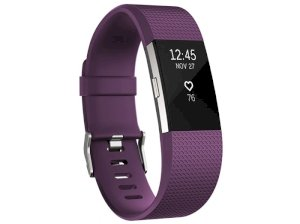 دستبند هوشمند فیت بیت Fitbit Charge 2 Heart Rate And Fitness Wristband Small