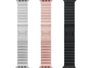 بند استیل اپل واچ هوکو Hoco Apple Watch Band Grand 2 Pointers Metal 42mm
