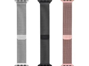 بند استیل اپل واچ هوکو Hoco Apple Watch Band Milanese Loop Steel 38mm