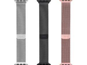 بند استیل اپل واچ هوکو Hoco Apple Watch Band Milanese Loop Steel 38/40mm