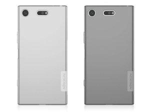 محافظ ژله ای نیلکین سونی Nillkin TPU Case Sony Xperia XZ1 Compact