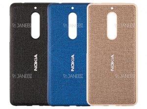 قاب محافظ طرح پارچه ای نوکیا Protective Cover Nokia 5