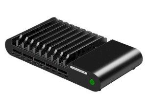 پاور هاب یو اس بی یوگرین Ugreen CD108 USB Desktop Charger With 10 Slots