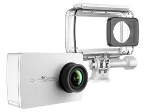 پک دوربین اکشن و قاب ضد آب شیائومی Xiamo Yi 4K Action Camera Waterproof Case Kit