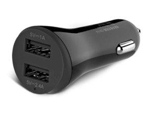 شارژر فندکی یوگرین Ugreen 2 ports Dual-USB Car