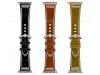بند چرمی براق اپل واچ Apple Watch Glossy Leather Band 42mm