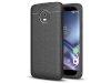 قاب ژله ای طرح چرم موتورولا Auto Focus Jelly Case Motorola Moto E4 Plus