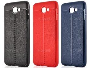 قاب ژله ای طرح چرم سامسونگ Auto Focus Jelly Case Samsung Galaxy J5 Prime