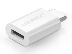 مبدل تایپ سی به میکرو یو اس بی یوگرین Ugreen USB 3.1 Type C To Micro USB Adapter