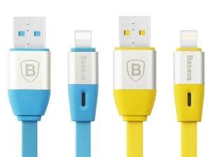کابل شارژ و انتقال داده بیسوس Baseus Intelligent Power-off LED Lighting Cable