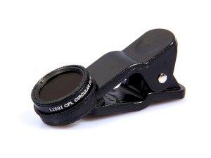 لنز پلاریزه گوشی موبایل Lieqi LQ-005 Polarizer Lens